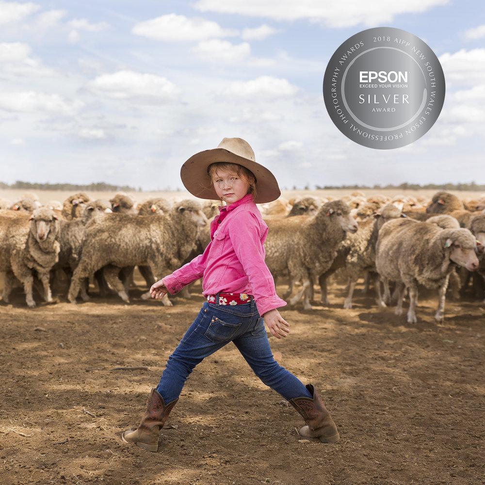 Kim Storey - Portrait Section Single Image, Silver Award