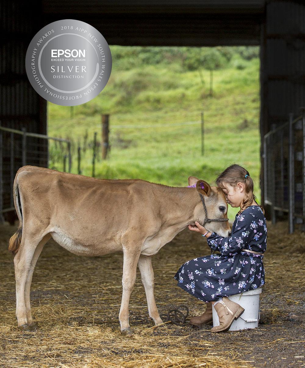 Kim Storey - Family Section - Silver Distinction Award