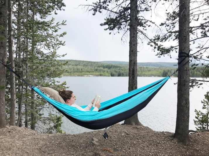 This hammock was THE BEST purchase ever!