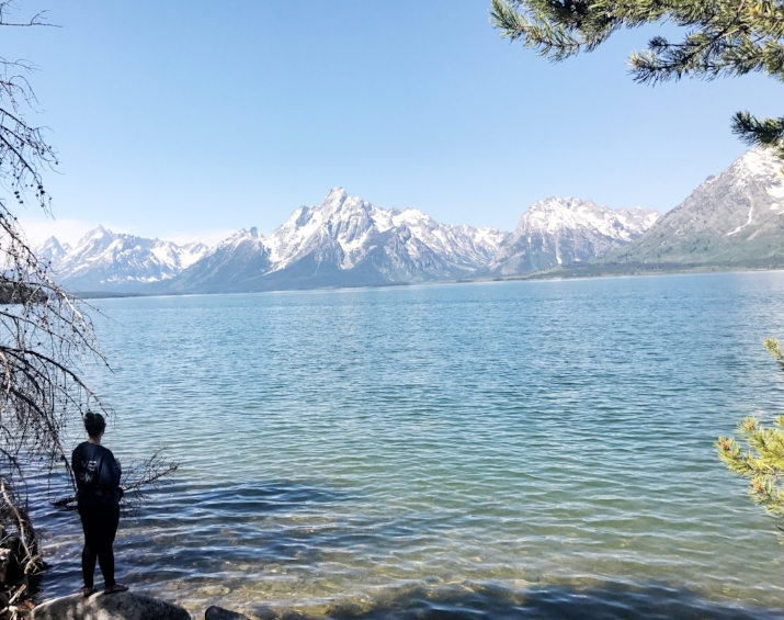 Jackson Lake - Grand Teton National Park - Wyoming, US