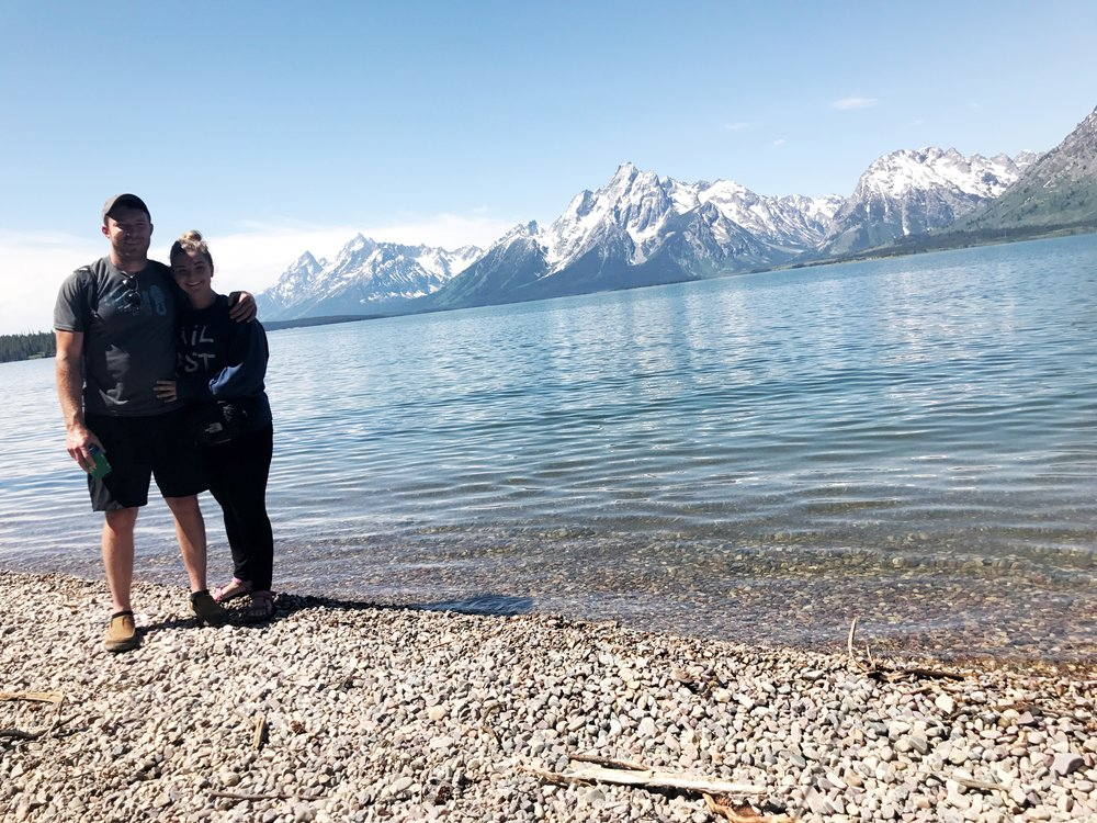 Jackson Lake, Grand Teton National Park - Wyoming, US