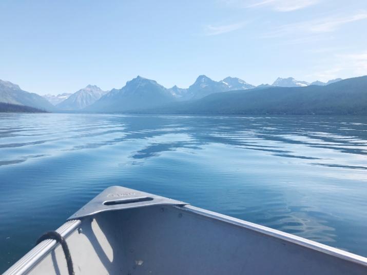 Lake McDonald, Glacier National Park - Montana, US