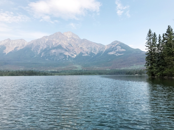 Pyramid Lake, Jasper National Park - Alberta, CA