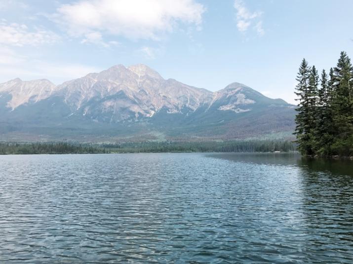 Pyramid Lake, Jasper National Park - Alberta, CA