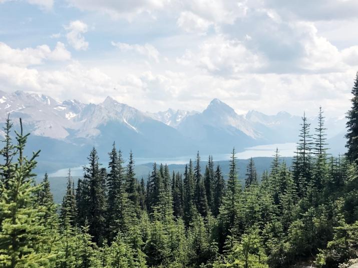Maligne Lake, Jasper National Park - Alberta, CA