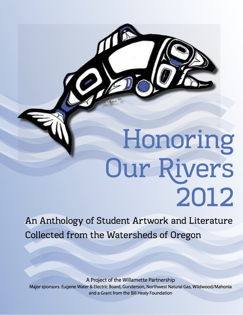Honoring Our Rivers 2012