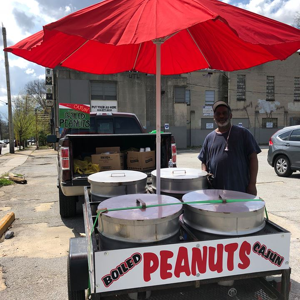 Mr. Burt's Boiled Peanuts