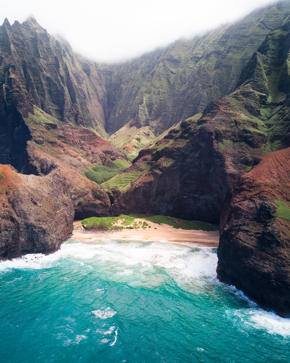 Kauai Beaches: The Kalalau Trail