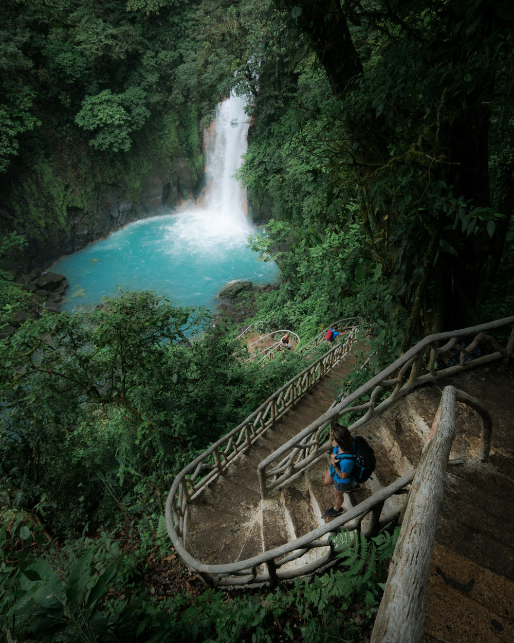 Chasing Waterfalls In Costa Rica