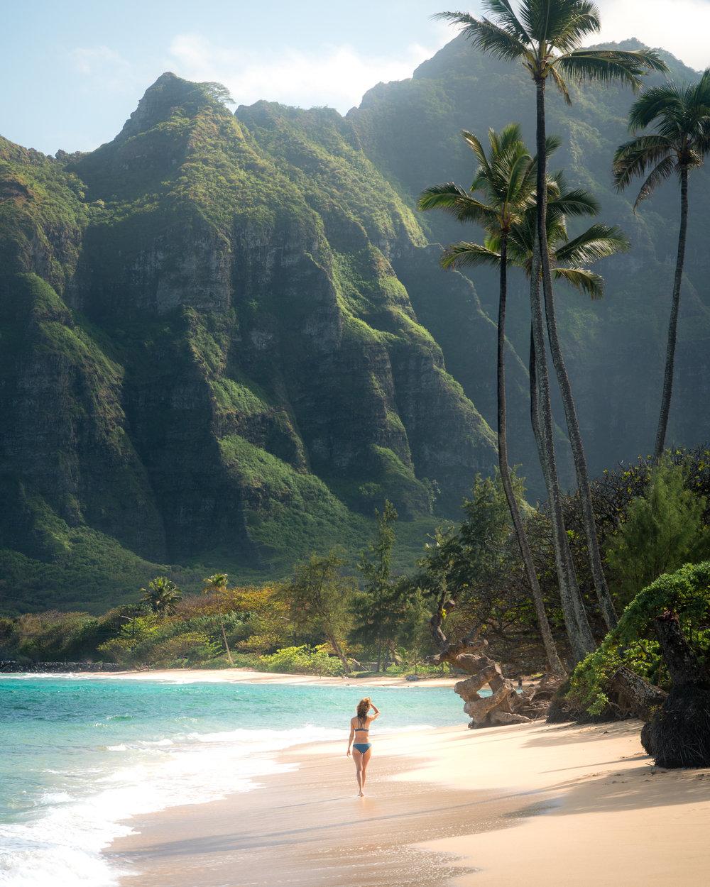 Hawaii Zoom Shot