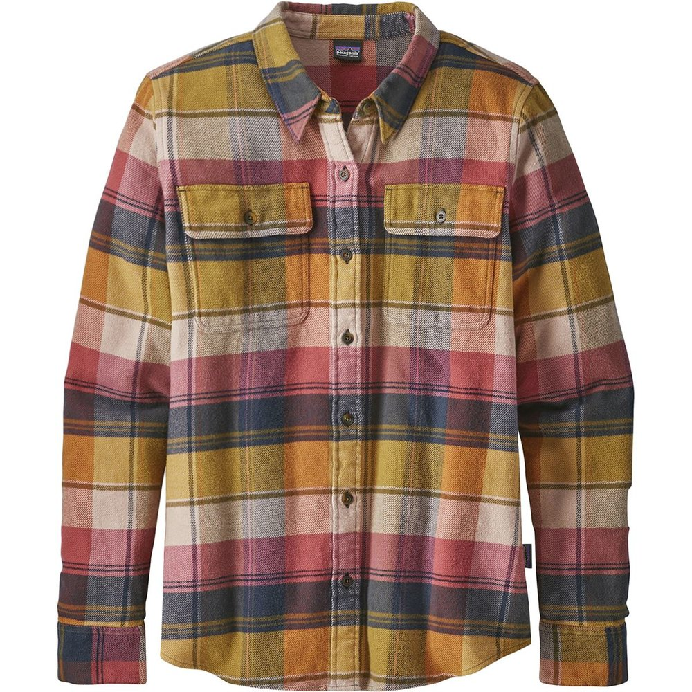 Patagonia Flanel Buttondown .jpg