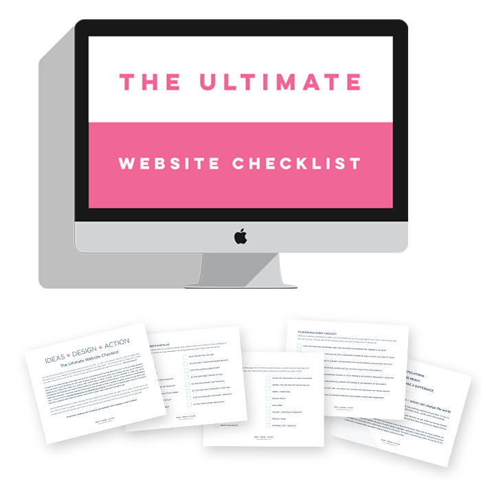 download-the-ultimate website checklist