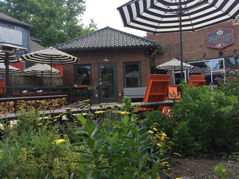 Homegrown Tap & Dough - Best Patio in Denver (Editors' Choice)