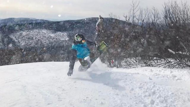 Okemo with @bianrox