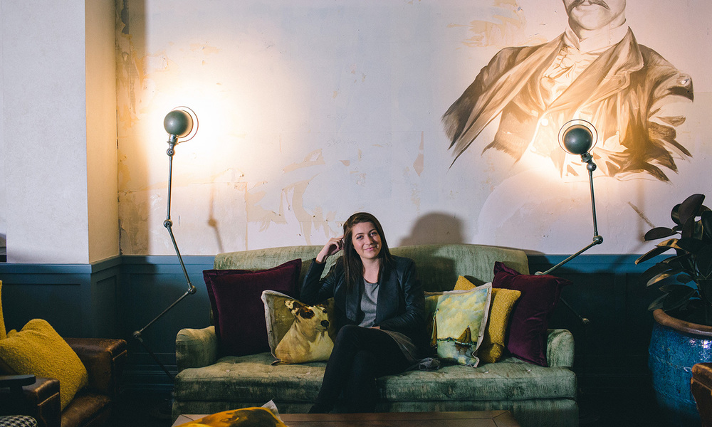 Solotel's Interior Design Manager Bianca Isgro dug into the roots of The Edinburgh Castle for inspiration.
