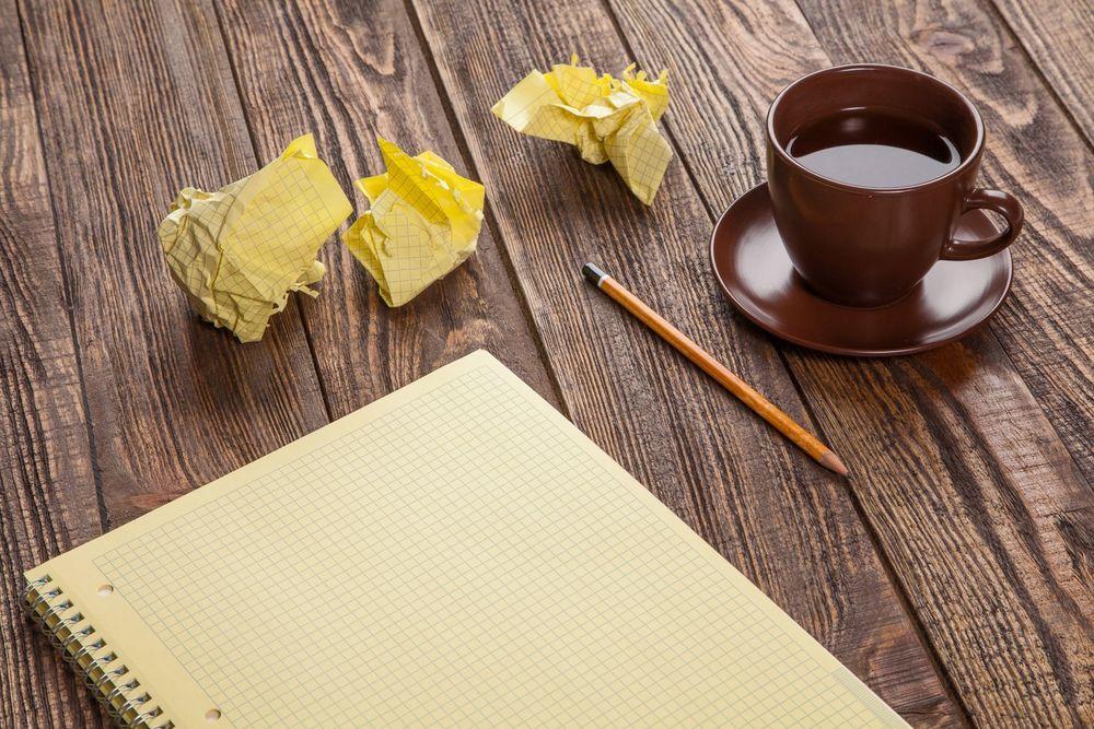 overcoming writers block by shanda trofe