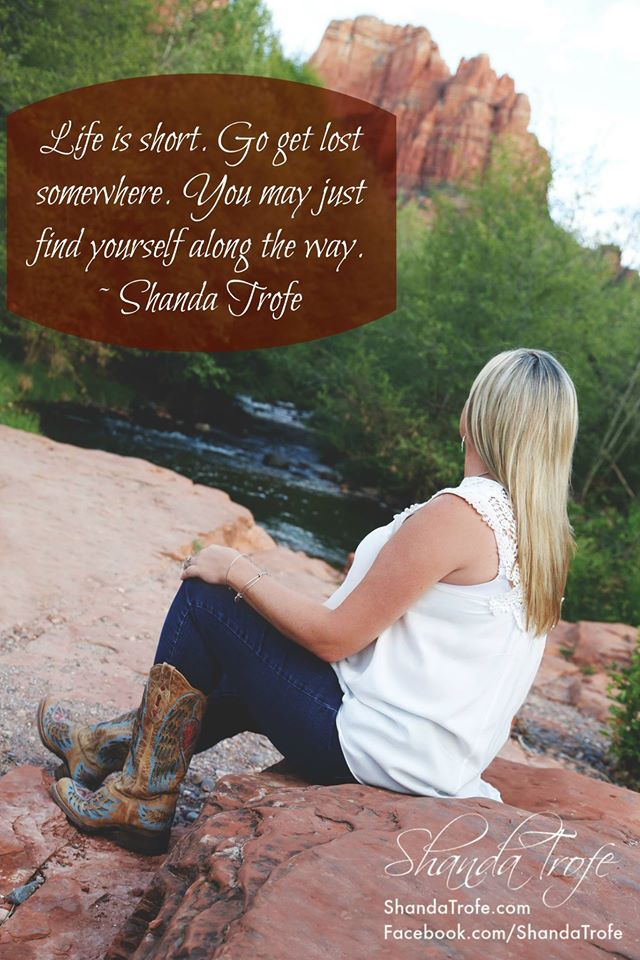 Photography by Melissa Corter at Red Rock Crossing in Sedona, AZ