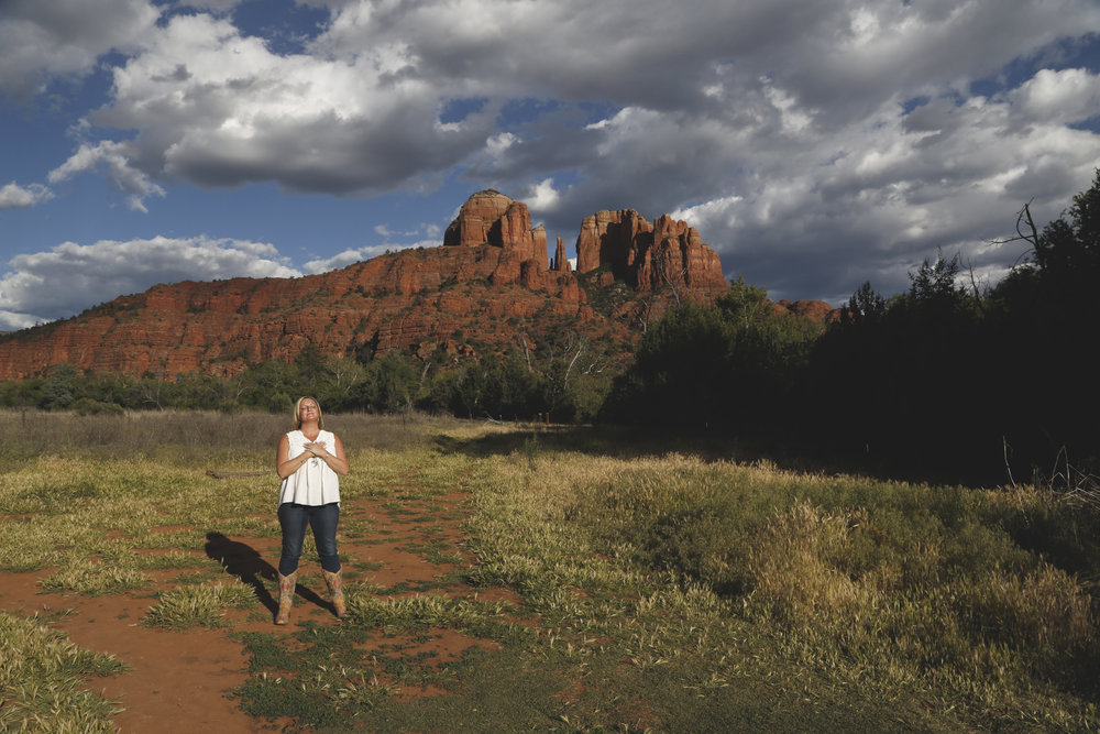 Photography by Melissa Corter - Cathedral Rock, Sedona, AZ