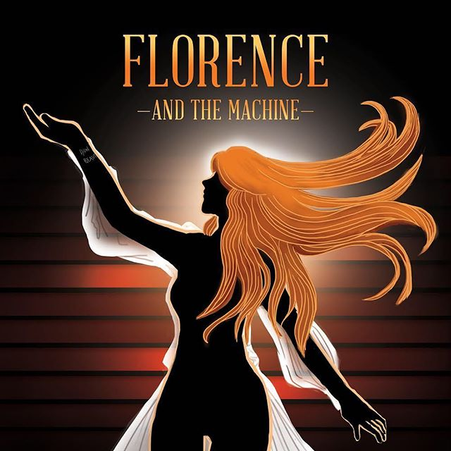 But I like to keep some things to myself. I like to keep my issues strong. It's always darkest before the dawn—Shake it Out @florenceandthemachine . . Finally saw her live @outsidelands 2018! 😍 I waited sooo long for her to come play live in SF. She was so energetic and super graceful. Also that harp player was totally killing it! . . #florenceandthemachine #hunger #outsidelands2018 #graphicdesigner #sanfrancisco #shakeitout #noregrets #digitalillustration #illustration #design #saturdayvibes #inspiration #creatives #coverdesign #photoshop #florencewelch #alphonsemucha #typography