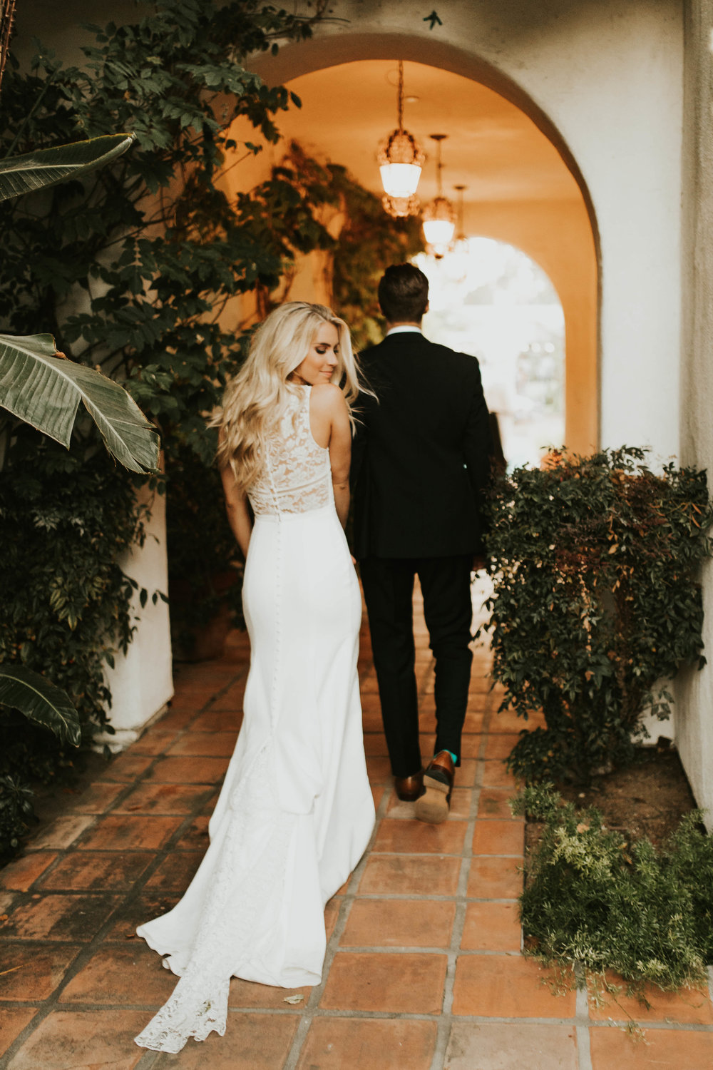Erinn & Taylor   la jolla wedding