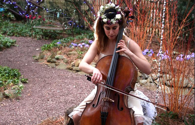 Ezgi Yargici (cellist)