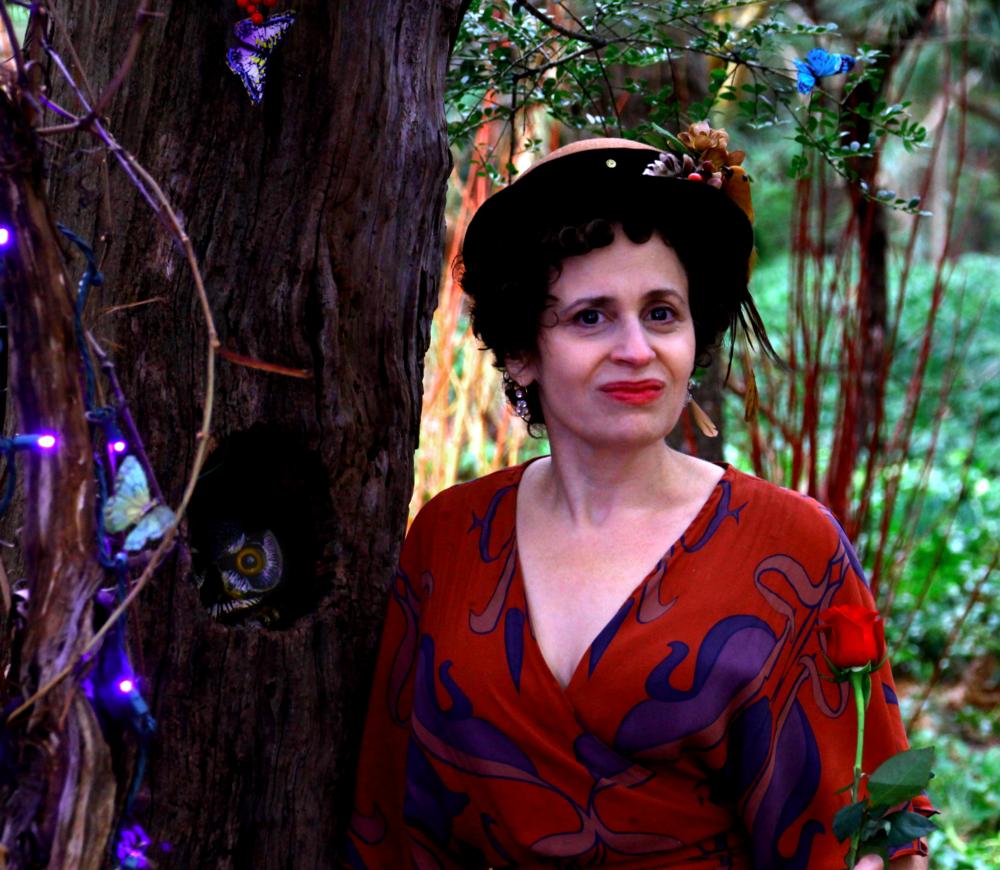 Ellen Boscov, photograph by  Amelia Xanthe