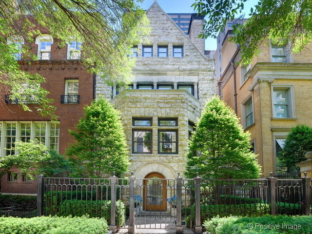 This 1890s mansion on Astor Street came on the market this month at nearly $12.6 million