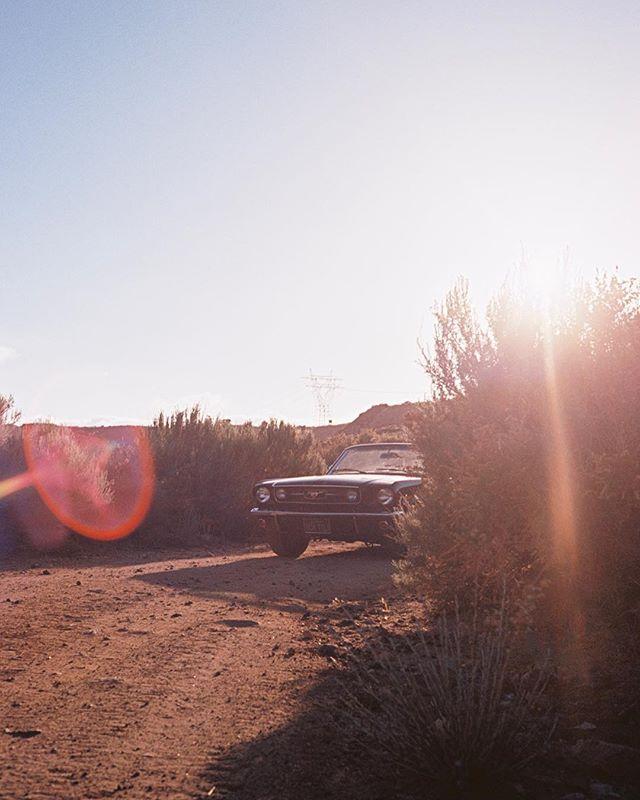 Film from the desert.