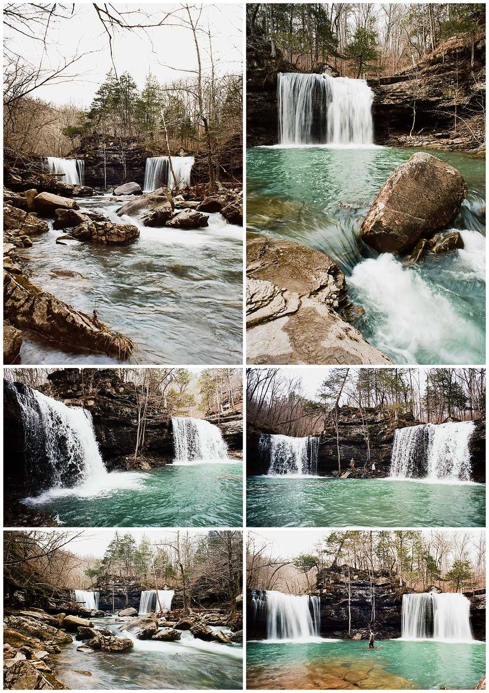 Richland Twin AKA Devil's Fork Twin on Ektar 100 +1
