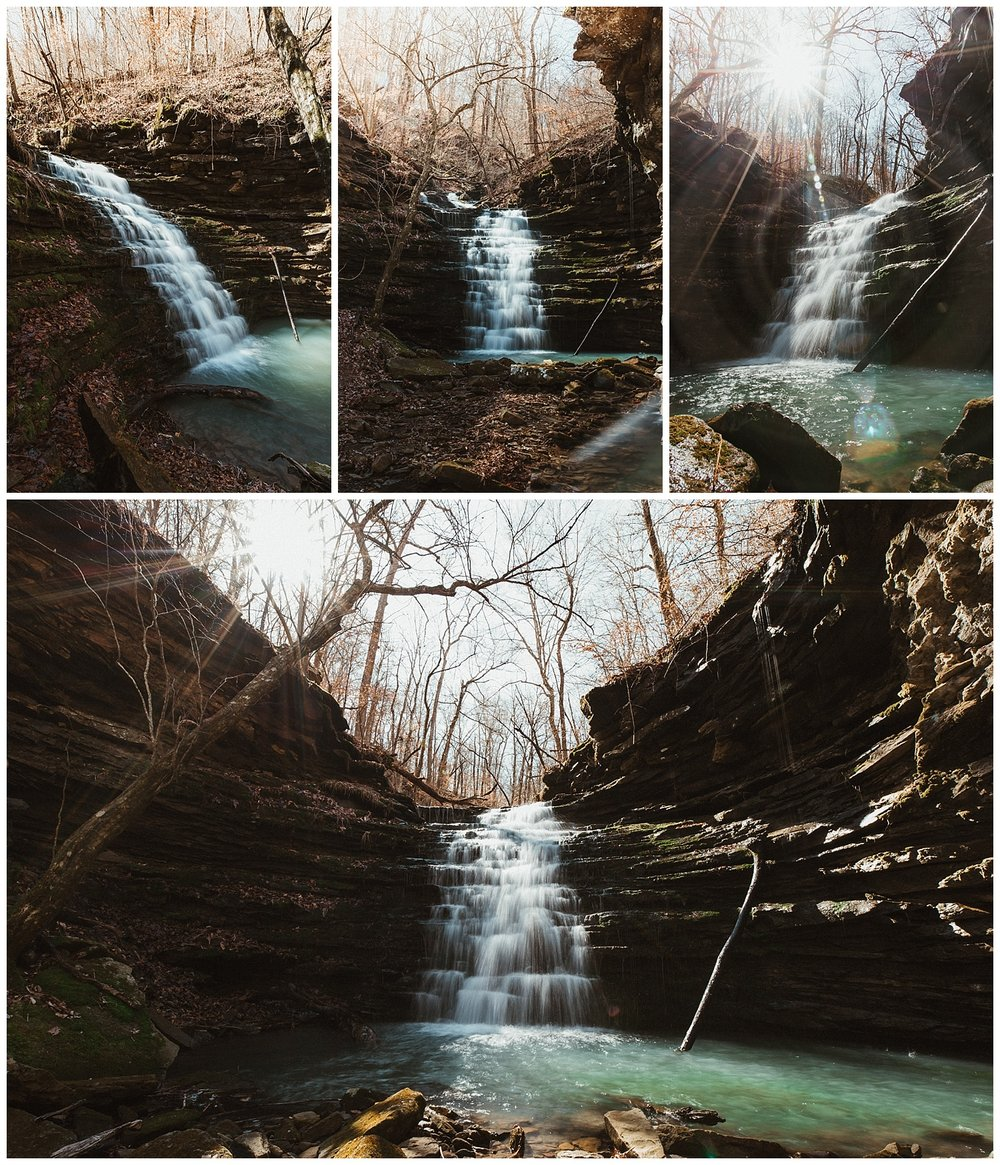 Owl Falls (one of my favorites) from all angles