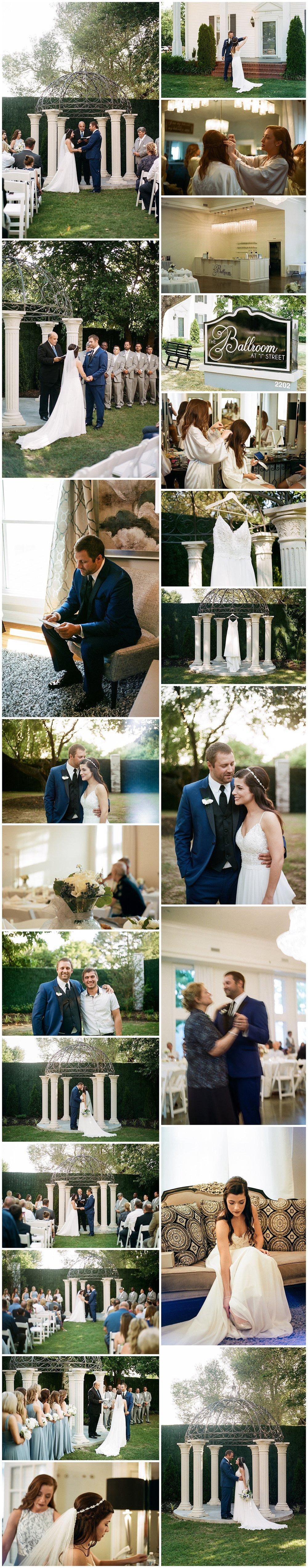 wedding film scans portraits 400 35mm