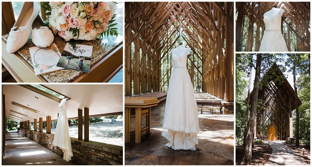 Garvan Garden Wedding Details