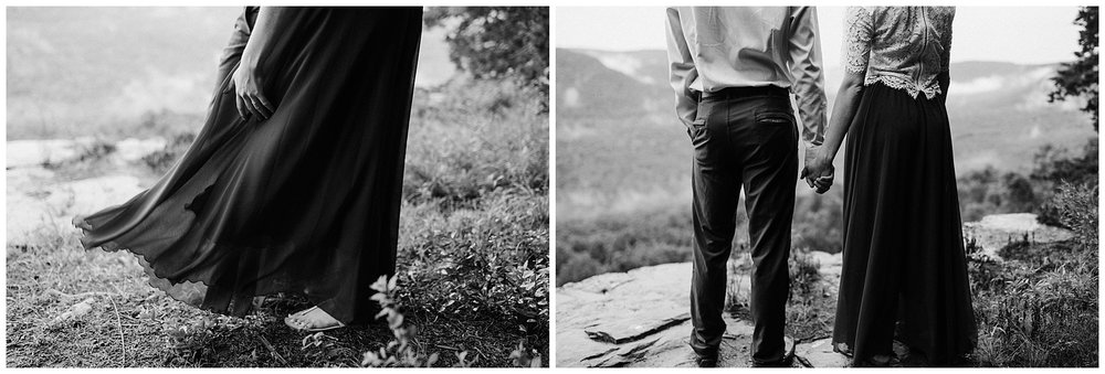 Misty Mountain Adventure Engagements by Tanner Burge 3