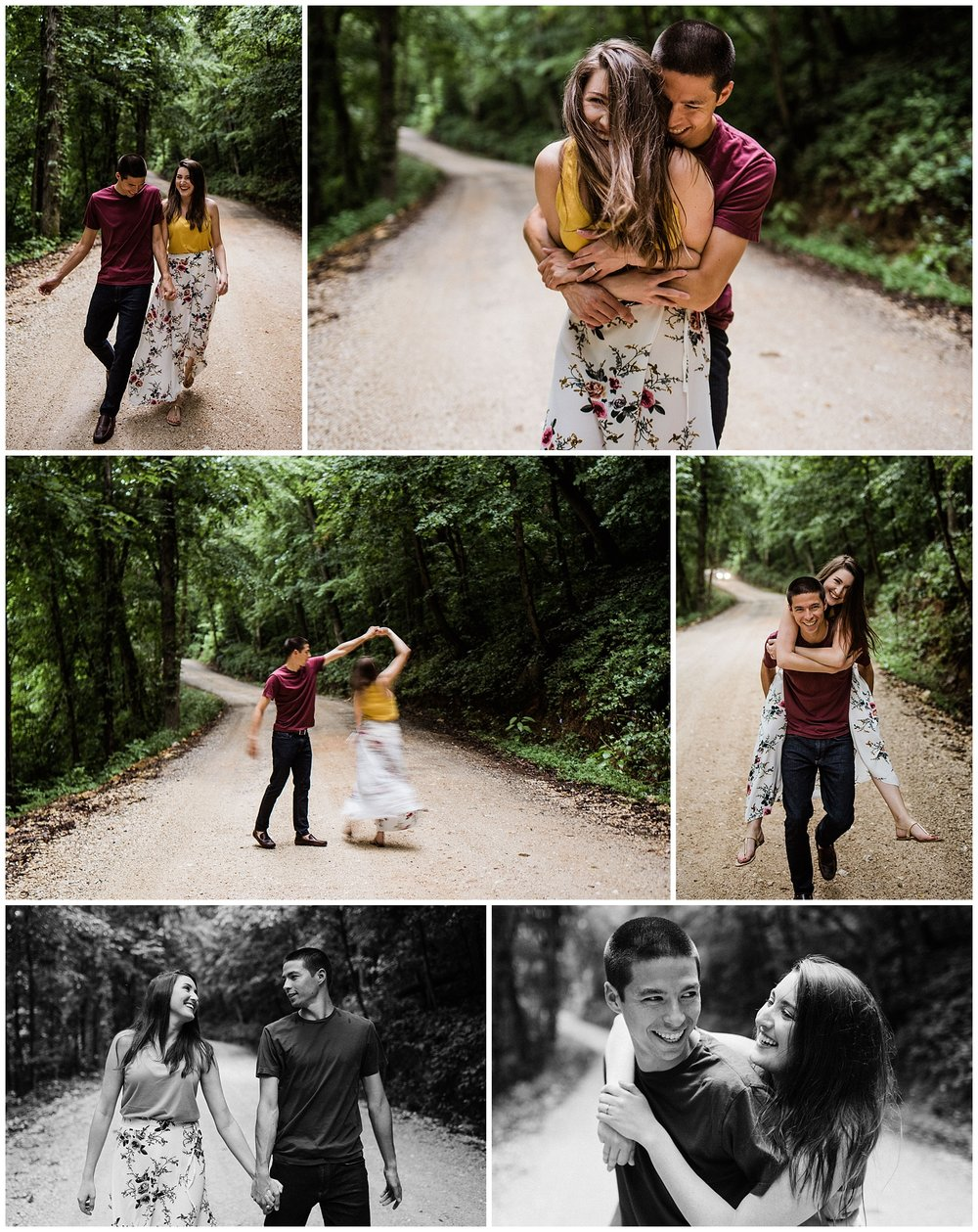 Misty Mountain Adventure Engagements by Tanner Burge 5