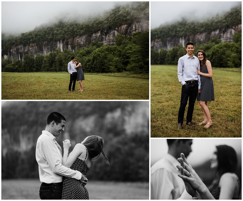 Misty Mountain Adventure Engagements by Tanner Burge 6