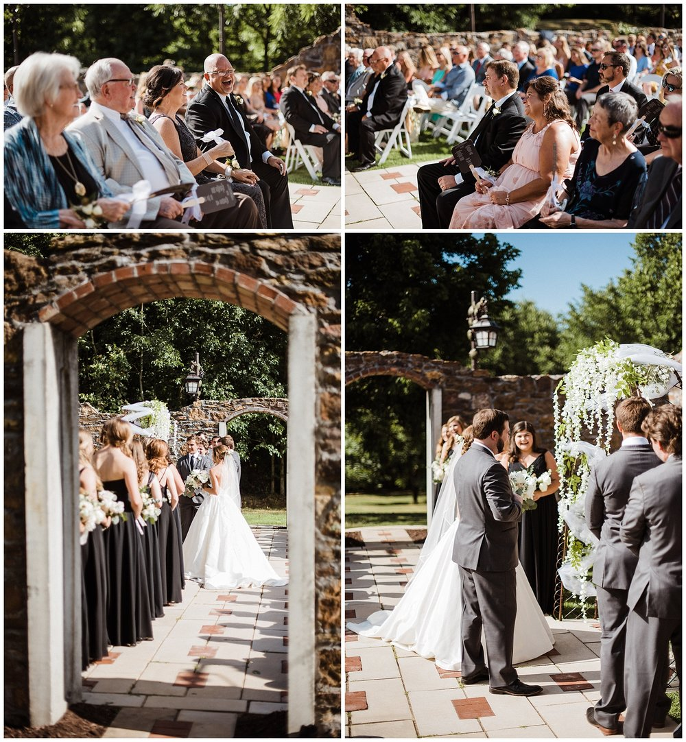 Tanner Burge Photo - Megan and Blake wedding ceremony