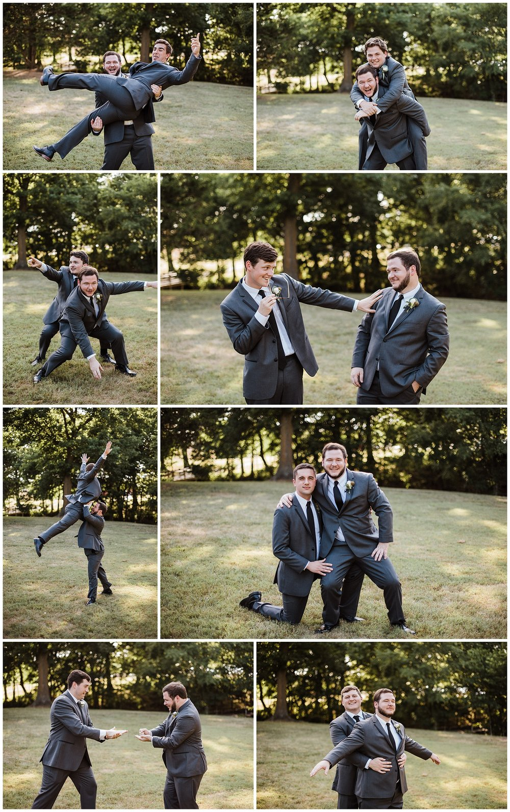 Tanner Burge Photo - the best Groomsmen personality pictures ever