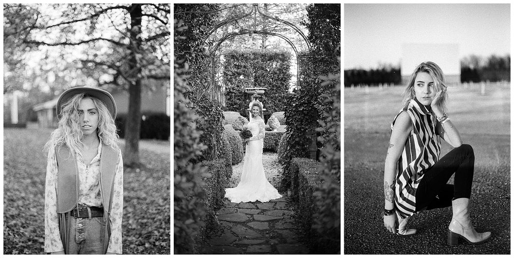 All shot on Ilford HP5 400 - Canon AE-1 - 50mm 1.8