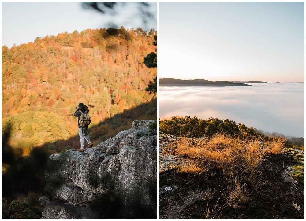sunrise photography arkansas tanner burge photo