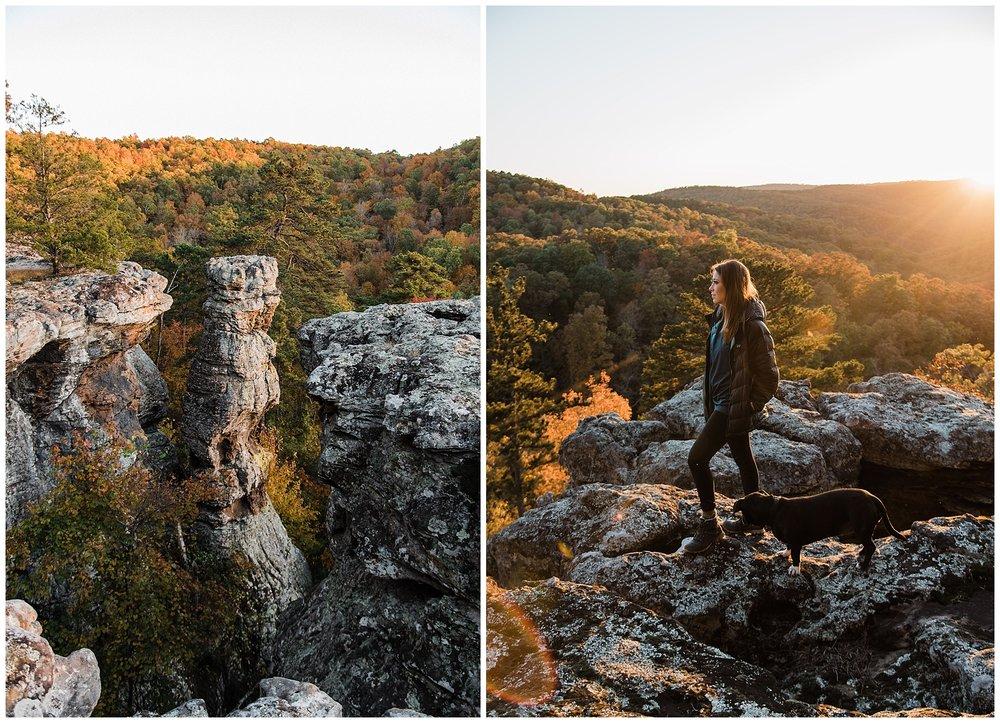Pedestal Rocks Tanner Burge Photo