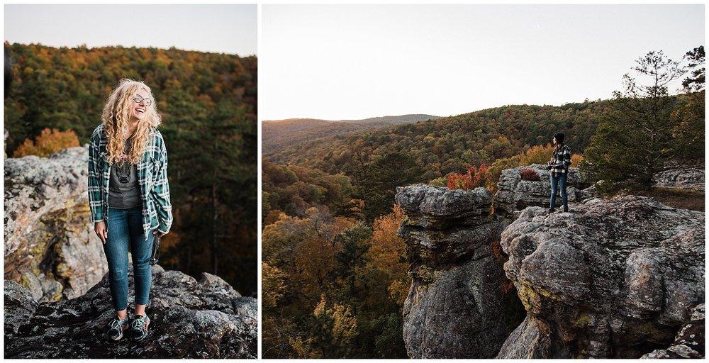Sunset at Pedestal Rocks Tanner Burge Photo