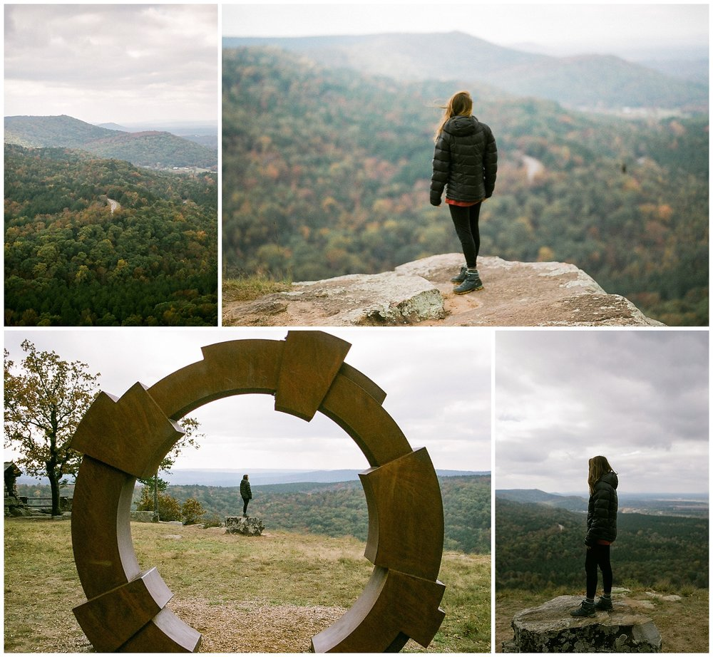 Petit Jean State Park 35mm Fujifilm 400h Tanner Burge Photo 2
