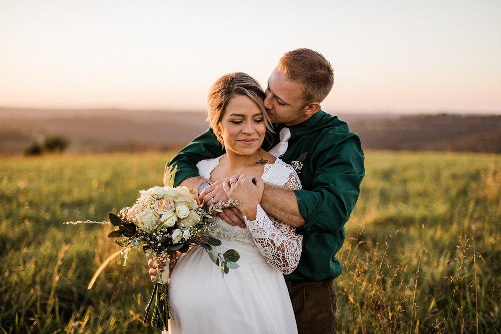 tanner burge photography sam and cory mountain lodge wedding compton arkansas