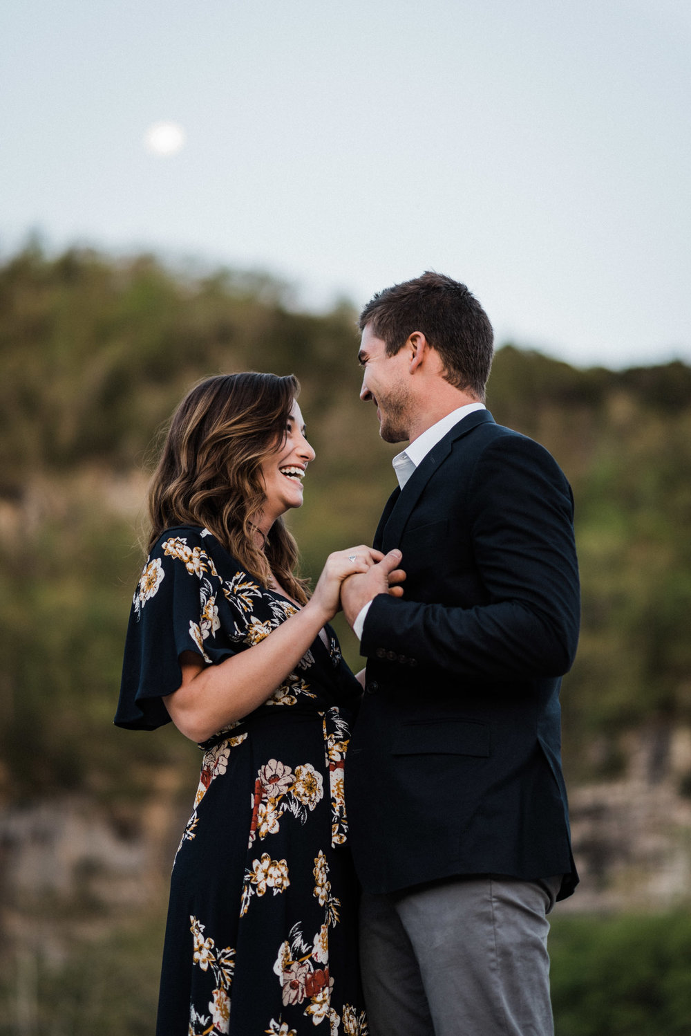 Cara & Kale Engagements at the Buffalo National River - Tanner Burge Photography.jpg