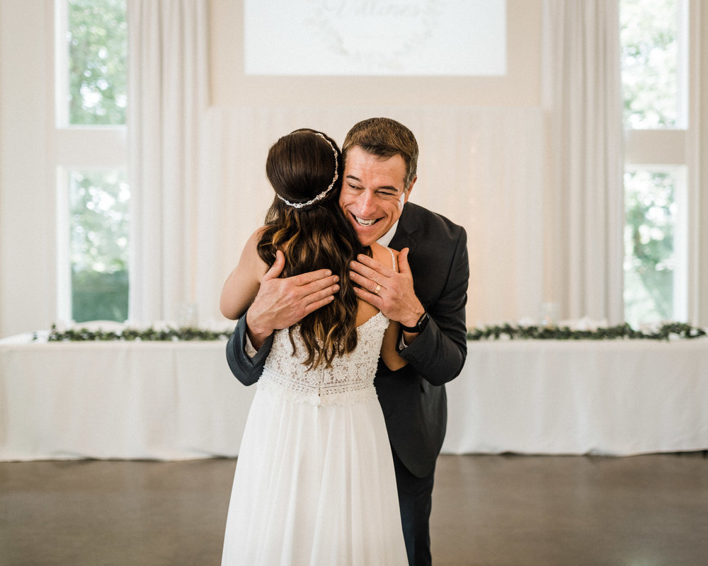 Catherine's Father's First-Look at Ballroom at I Street - Tanner Burge Photography.jpg