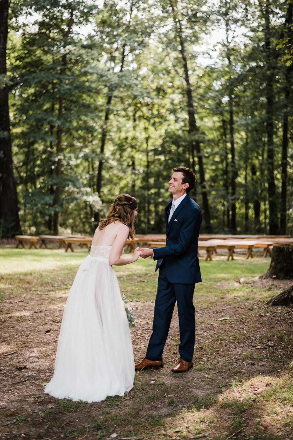Tanner Burge Photography - Emily & Jason First Look at Kindred North.jpg