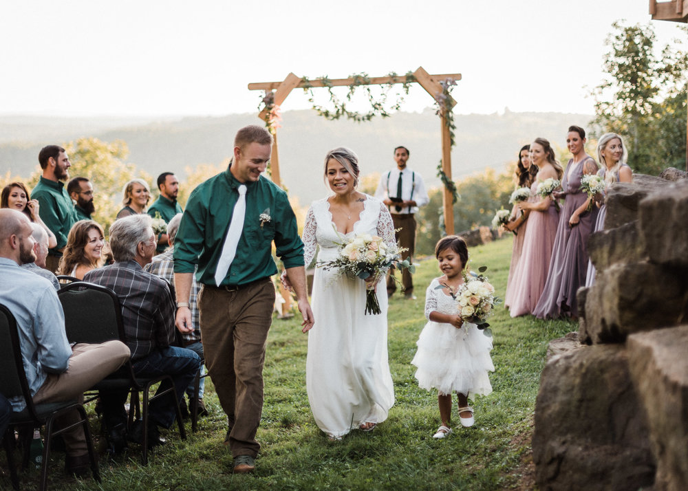 Sam & Cory Ponca Mountain Buffalo Outdoor Center Riverwind Lodge Wedding - Tanner Burge Photography.jpg