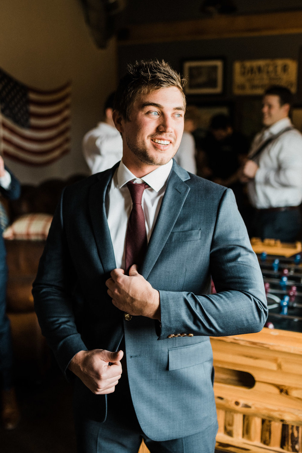 Tanner Burge Photography - Grooms Details - Cara & Kale Winter Wedding at Rosemary Ridge Oklahoma.jpg