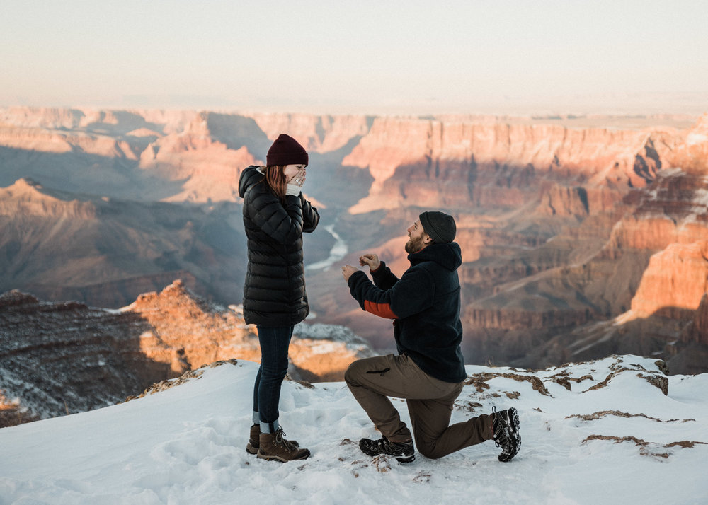 Tanner Burge Photography, Sedona Arizona, The Grand Canyon, Page AZ, Travel Blog, Adventure Photography, Snowy Landscapes, Winter in the Desert, Winter at the Grand Canyon, Grand Canyon Travel Guide, Sedona Travel Guide, Page AZ Travel Guide,  National Park Photography, South Rim of the Grand Canyon, Snow at the Grand Canyon, Snow In Arizona, Arizona Hiking