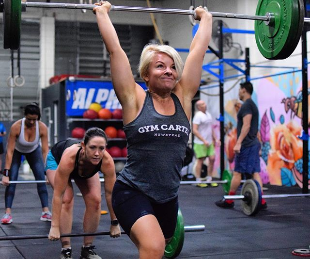 @barbarabaugh is off to live in Darwin after her last training session with us tomorrow...word is she's doing the Saturday triple! Barbs has trained with us since the beginning and has never stopped improving. She's going to be greatly missed! She also said she's only gone for 12 months...so🤞🏼